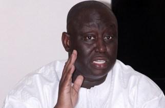Aliou Sall : «Le départ de Nafi N'gom Keïta ne m'arrange pas»