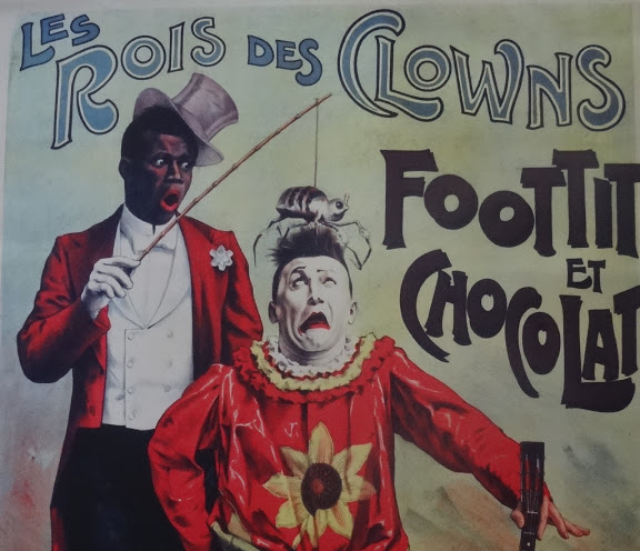 Affiche, clowns