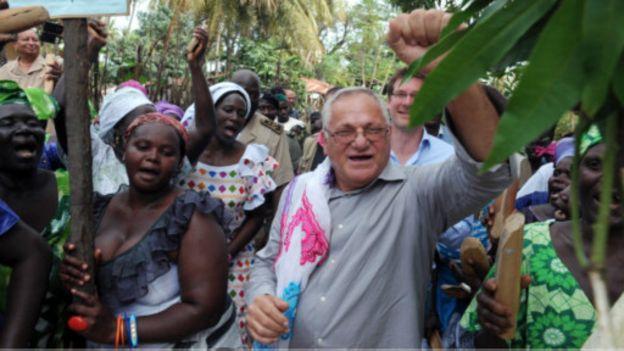 Casamance, forêt menacée de disparition