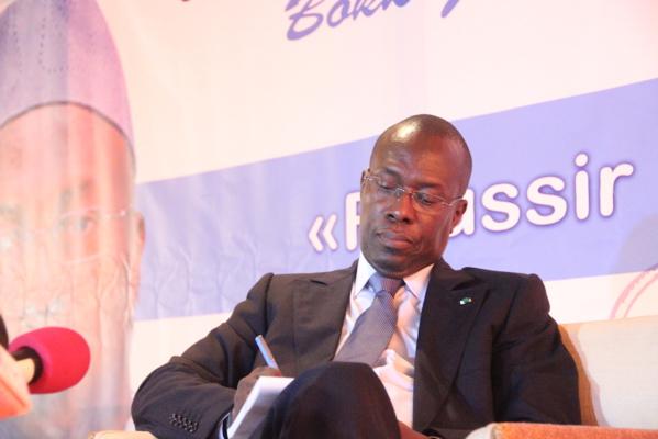 Me Souleymane N'déné N'diaye, ancien Premier Ministre et Président-Fondateur de l'UNP