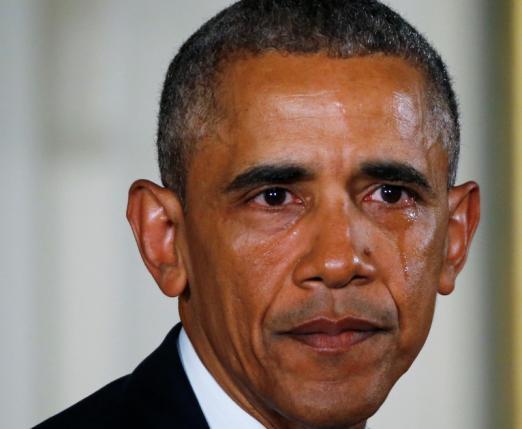 Obama condamne, la fusilade de Floride
