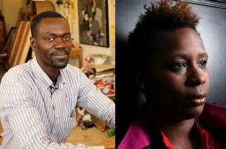 A Dakar, la rencontre de deux artistes donne naissance à une grande fresque murale