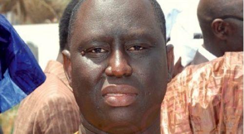 Aliou Sall, maire de Guédiawaye
