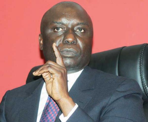 Idrissa Seck, l'homme qui ne lâche jamais l'affaire