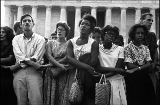 Leonard Freed The March on Washington. Washington D.C. USA. August 28, 1963. © Leonard Freed - Magnum photos