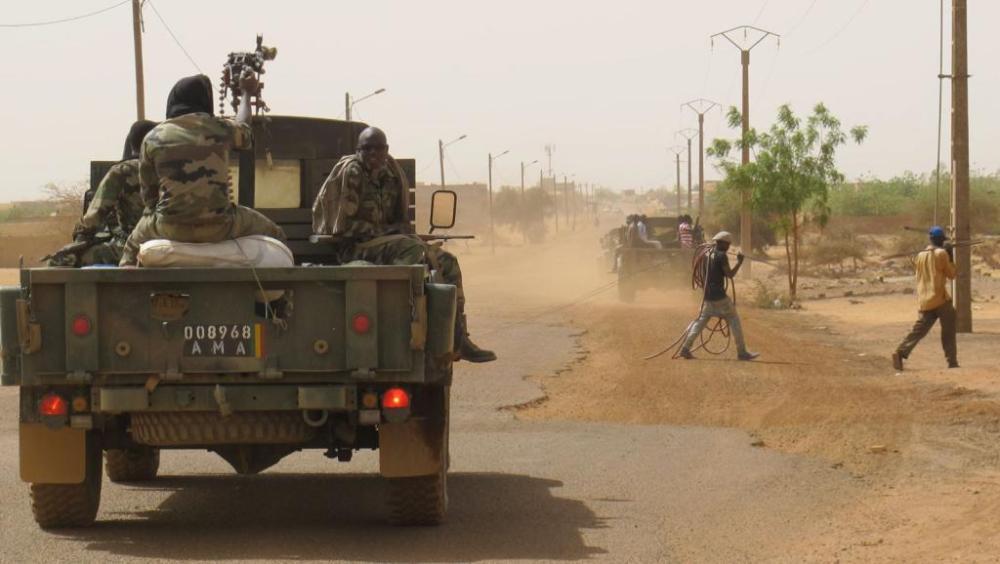 Un véhicule de l'armée malienne dans les rues de GaoUn véhicule de l'armée malienne dans les rues de Gao. © RFI/David Baché