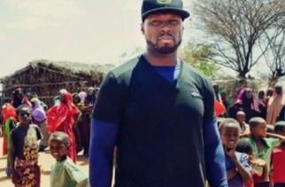 Le rappeur Américain 50 cent veut nourrir 1 milliard d'enfants Africains en 2016 !