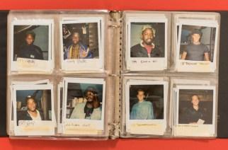 AUDIO – 1990, les futures légendes du hip hop posent sur des polaroids dans les clubs new-yorkais