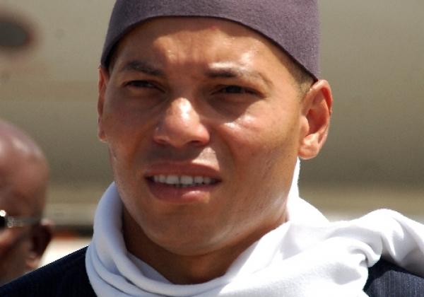 Karim Wade - le retour