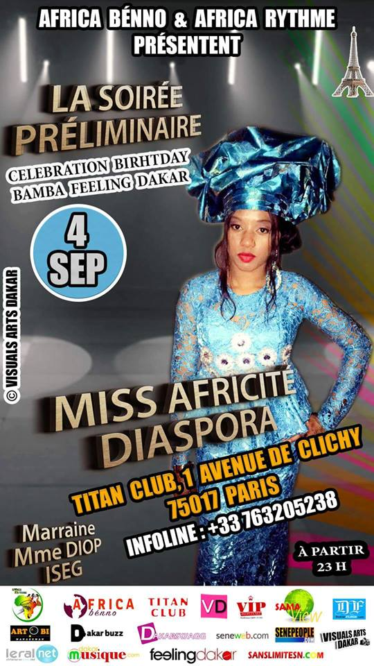 Miss Diaspora