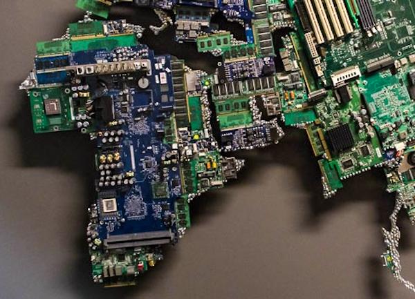 carte-afrique-insdustrie-nouvelle-technologie-developpement
