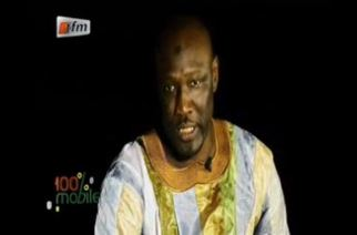 VIDÉO – 100% mobile avec Cheikh Ndiaye, «JOJO» de Wiri Wiri
