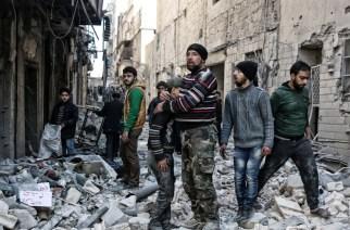 Alep, l'un des «conflits urbains les plus dévastateurs»