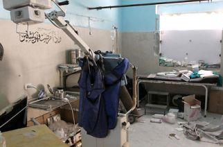 Le régime syrien bombarde les hôpitaux pour démoraliser la population