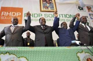 La coalition au pouvoir en Côte d'Ivoire crée un parti unifié : voici le texte statutaire non encore dévoilé