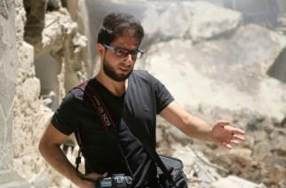 Karam Al-Masri : Couvrir Alep, la peur au ventre et le ventre vide