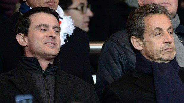 Manuel Valls Sarkozy