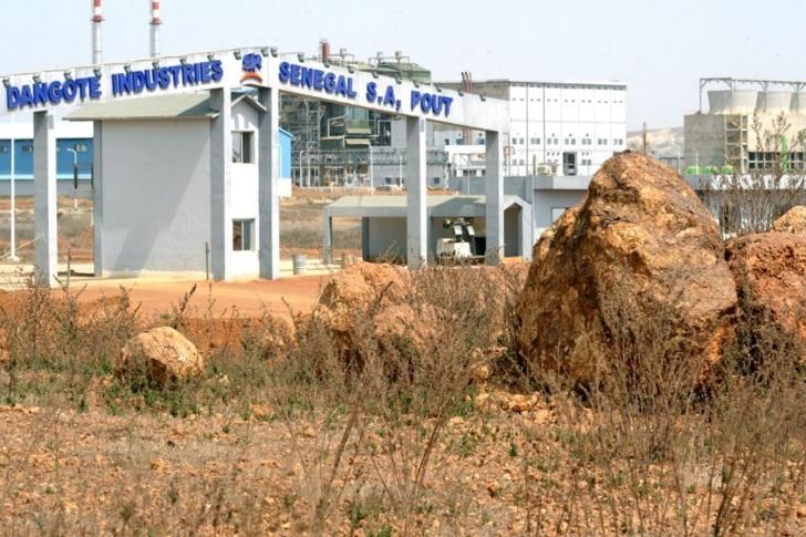 Sénégal ciment