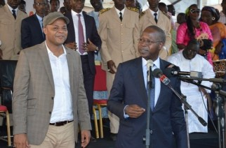 VACANCES CITOYENNES : Le Premier Ministre Dione félicite le ministre Mame Mbaye Niang pour l'état d'esprit inculqué à la jeunesse du pays