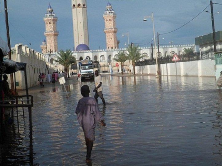 inondations à Touba