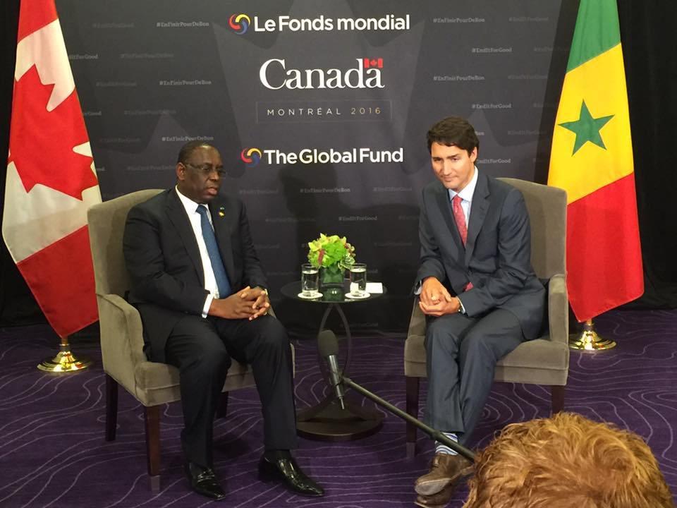 manifestation, Canada, contre dérive,recul démocratique,Macky Sall