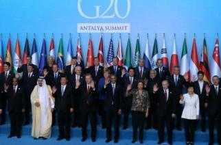 VIDÉO – Le Sénégal, L'Egypte et le Tchad au sommet du G20