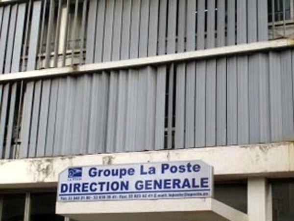 Direction generale poste