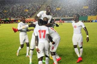 CAN ¼ DE FINALE – SENEGAL / CAMEROUN  Le début d'un parcours sans faute