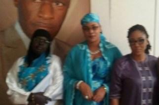 Les femmes de l'APD condamnent le meurtre crapuleux de fatoumata Makhtar Ndiaye, vice présidente du CESE et présentent leurs condoléances à la famille éplorée