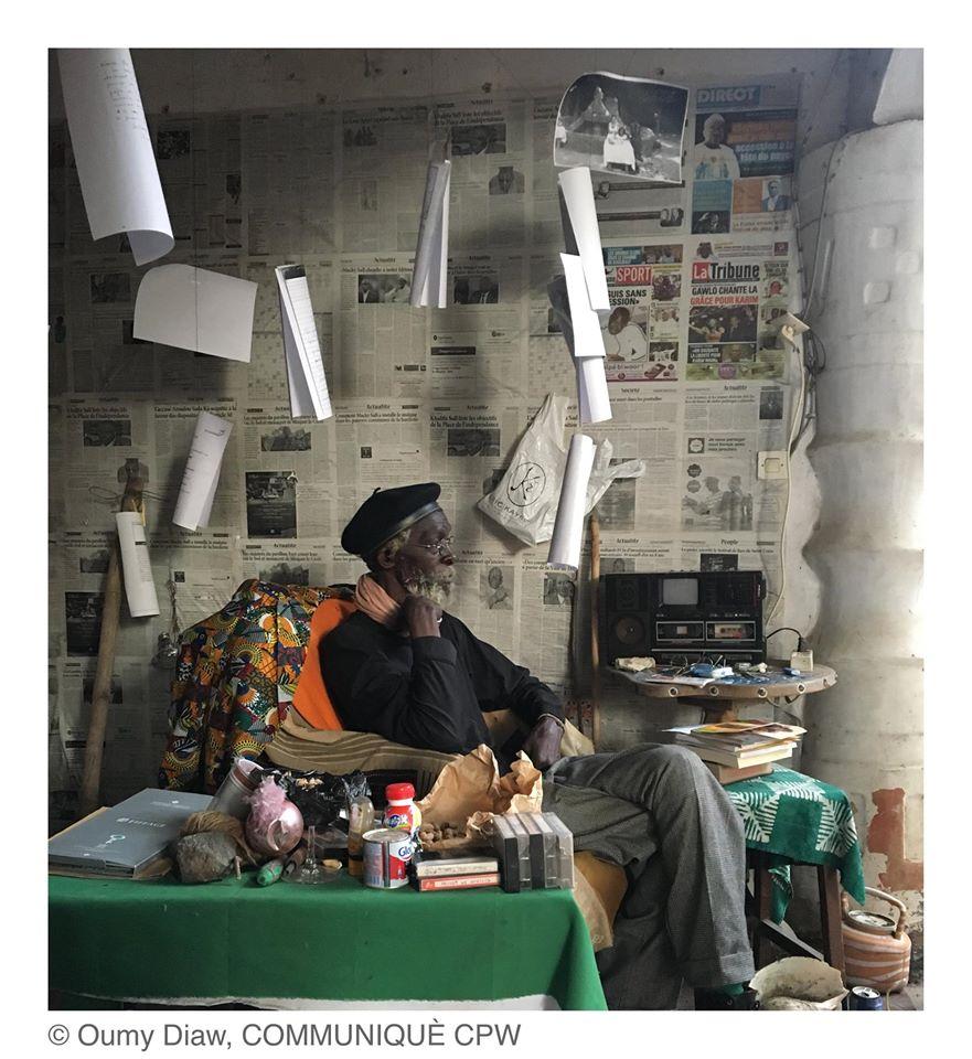 Dakar 2016, Issa Samb par Oumy Diaw