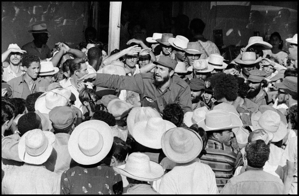 Fidel Castro à la Havane, 1959 Burt Glinn Magnum Photos 3