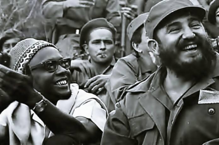 Fidel Castro, ami du peuple
