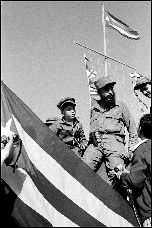 Libération de la Havane, 1959 Burt Glinn Magnum Photos