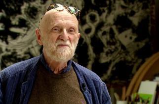 VIDÉO – Pierre Alechinsky dévoile son lien intime avec la littérature