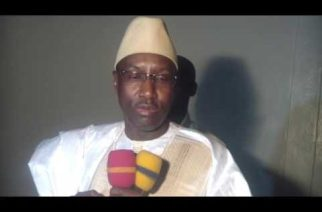 Apr Louga – Mamadou Mamour Diallo rentre dans les rangs