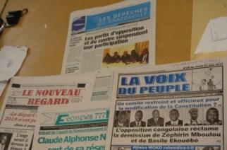 Congo Brazzaville: menace sur la liberté de presse, le journal «Talassa» interdit de parution