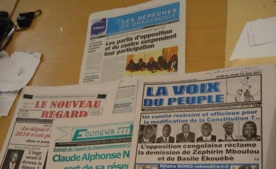 Congo Brazzaville, menace sur la liberté de presse, le journal Talassa interdit de parution