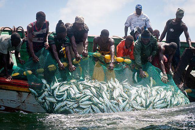 pêcheurs-sénégalais