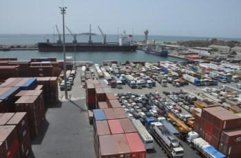 Une vue du Port de Dakar, un des poumons de l'économie sénégalaise