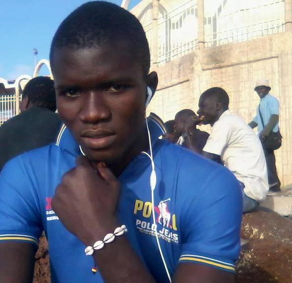 BADO DIENG étudiant à UCAD Dakar Sénégal