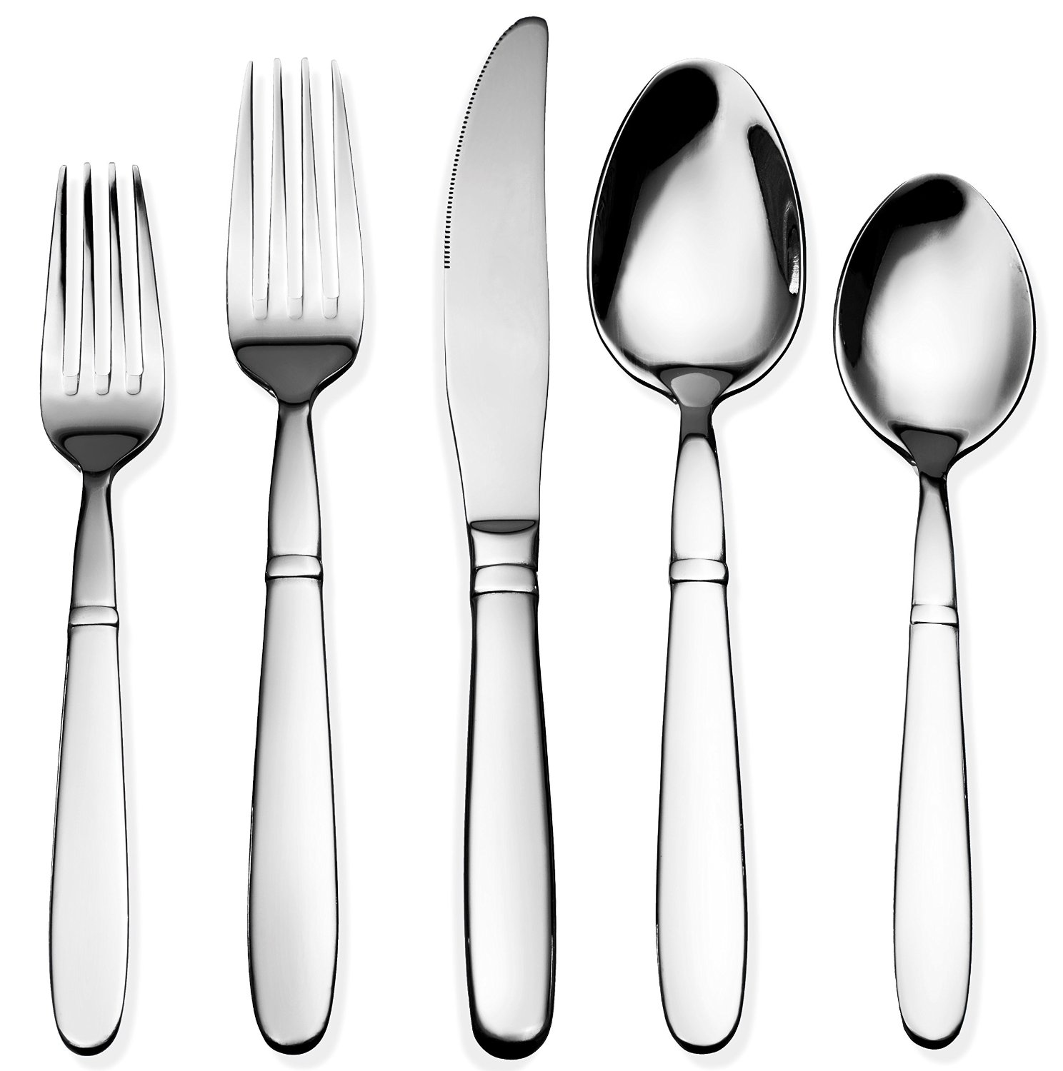 Discount Stainless Flatware The Top 10 Best Flatware Silverware Set In 2019 Sambatop10