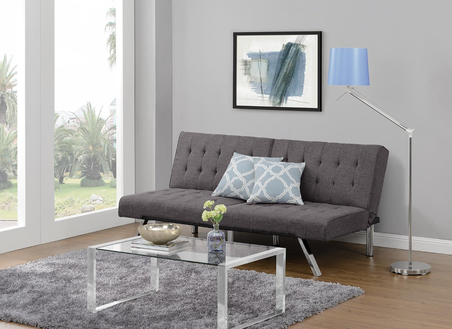 Sleeper Sofa Review Top 10 Best Sleeper Sofas Futons In 2019 Review Sambatop10
