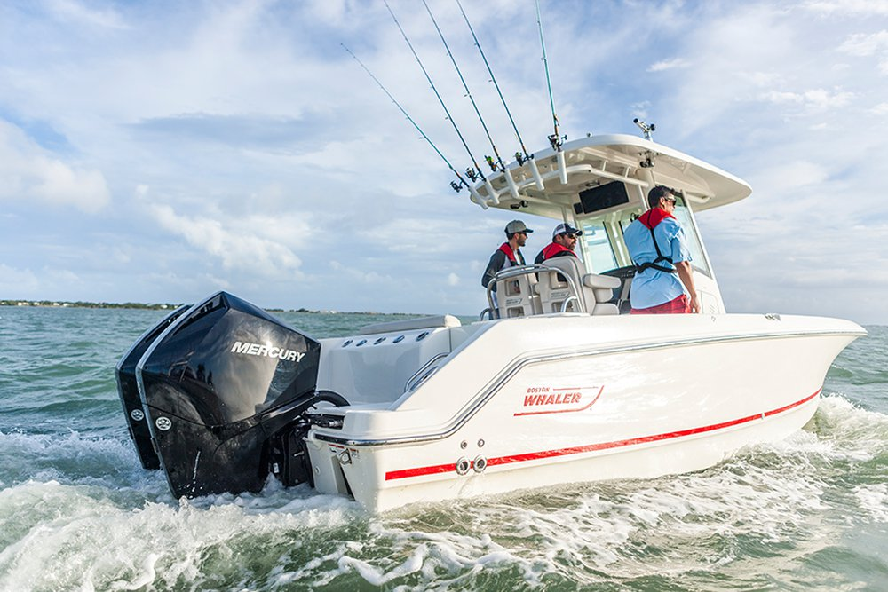 Mercury Marine introduces new V6 FourStroke outboard lineup and an