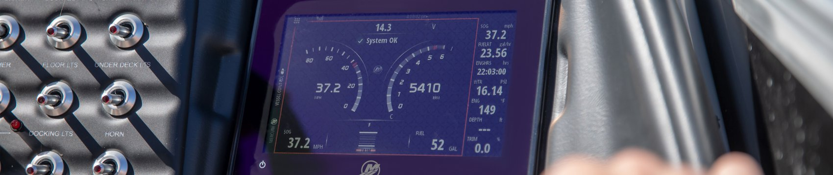 Gauges  Displays Mercury Marine