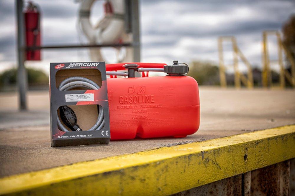 Fuel Care Fuel Filters and Tanks Mercury Marine