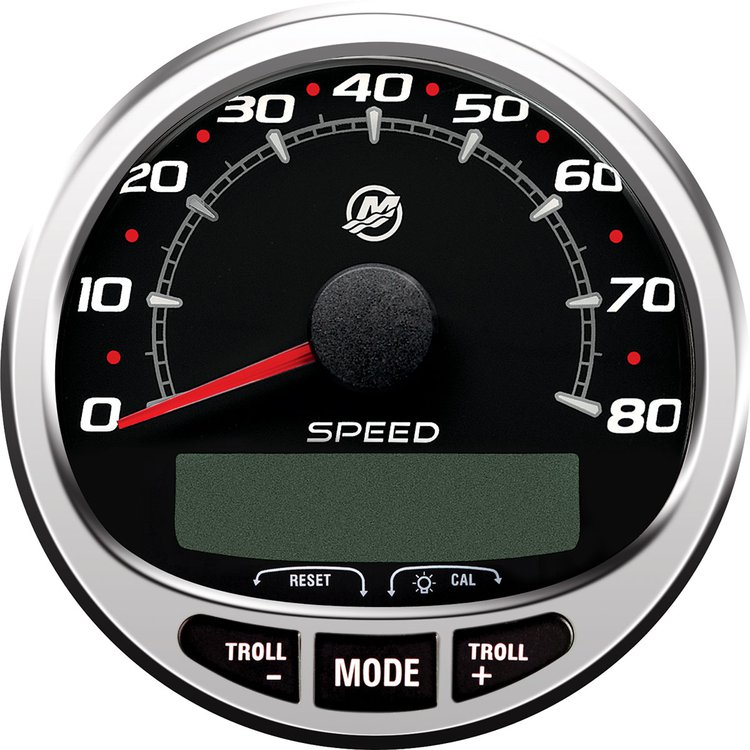 Gauges  Displays Digital SC100  SC1000 Mercury Marine