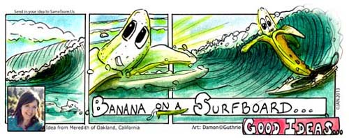 BANANA SURFER
