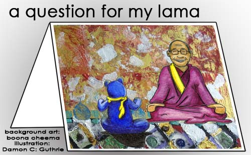 a question for my lama