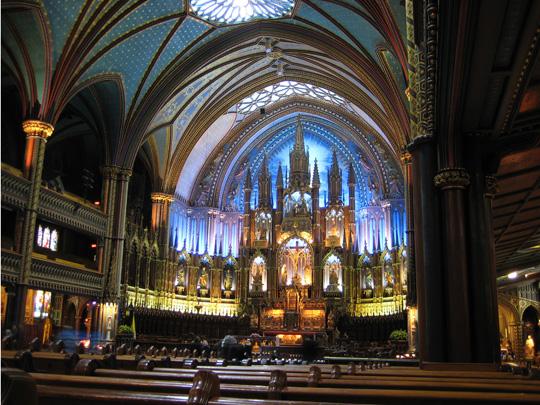The Notre-Dame Basilica