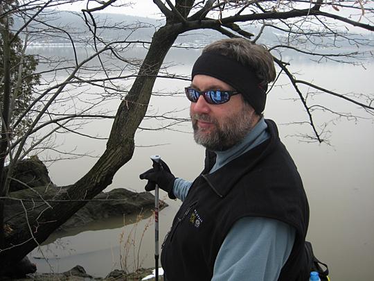 Phil near Mystery Point